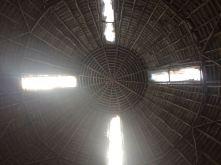 The Maloka roof
